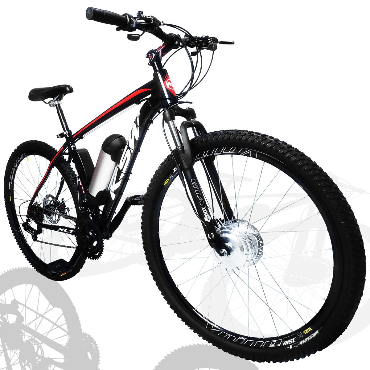 Bicicleta Elétrica T1 Aro 29 BAT. de LITIO 350 Watts