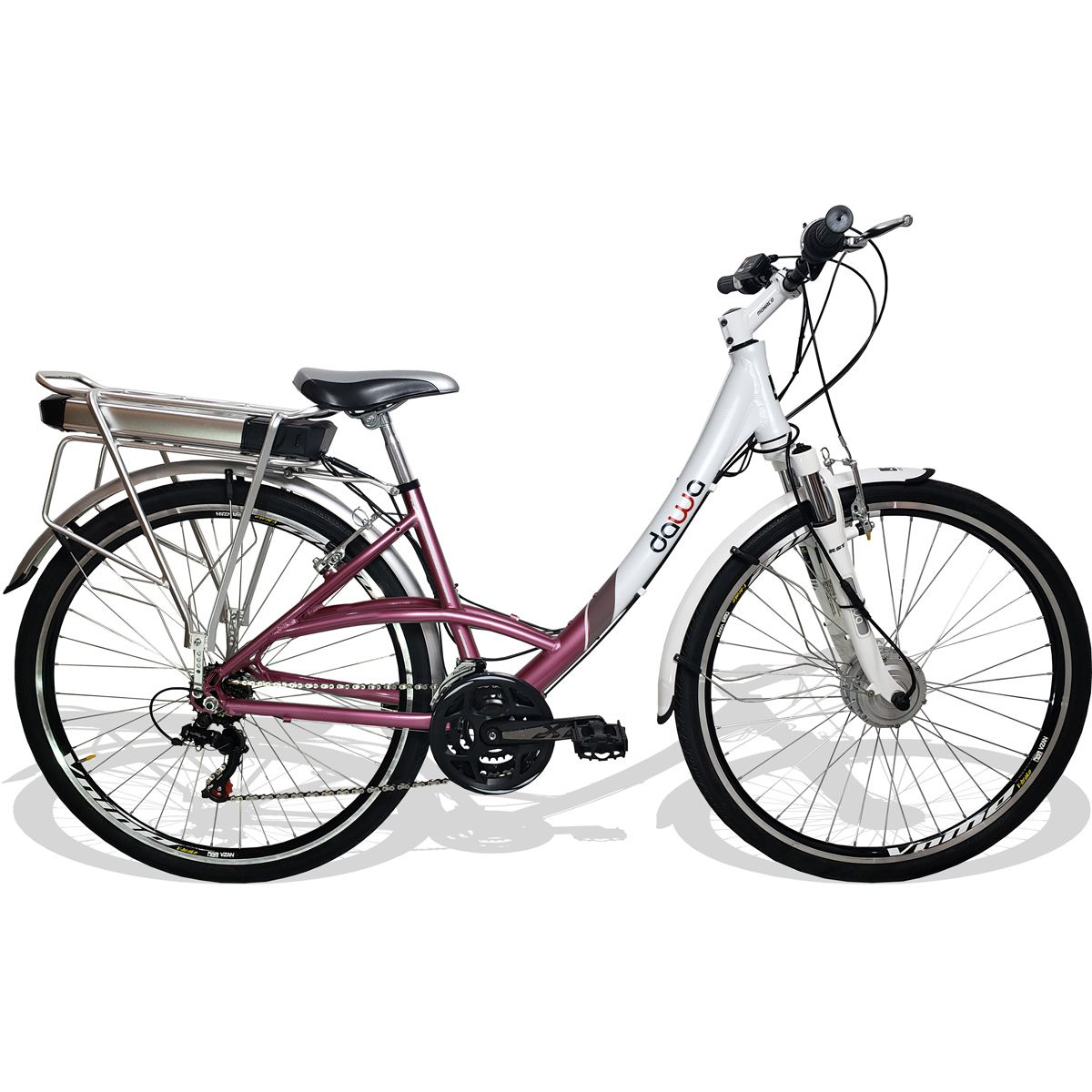Bicicleta Elétrica Aro 29 BAT. de LITIO TecFashion