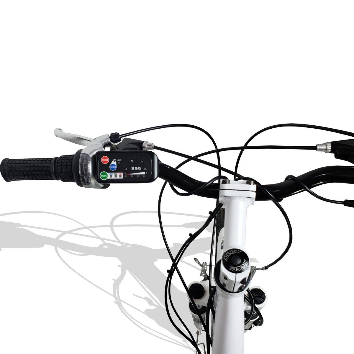 Bicicleta Elétrica Aro 29 BAT. de LITIO TecFashion