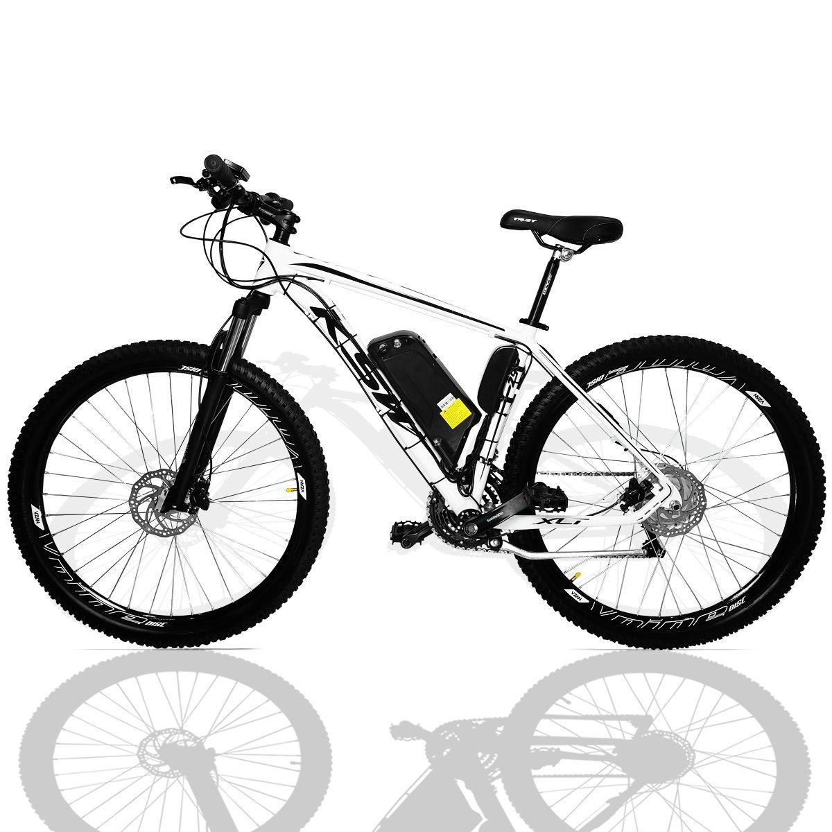 Bicicleta Elétrica T2 Aro 29 Bateria de LÍTIO 350 Watts