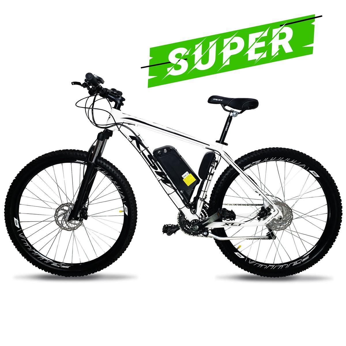 Bicicleta Elétrica T2 Super Aro 29 Bateria de LÍTIO 500 Watts