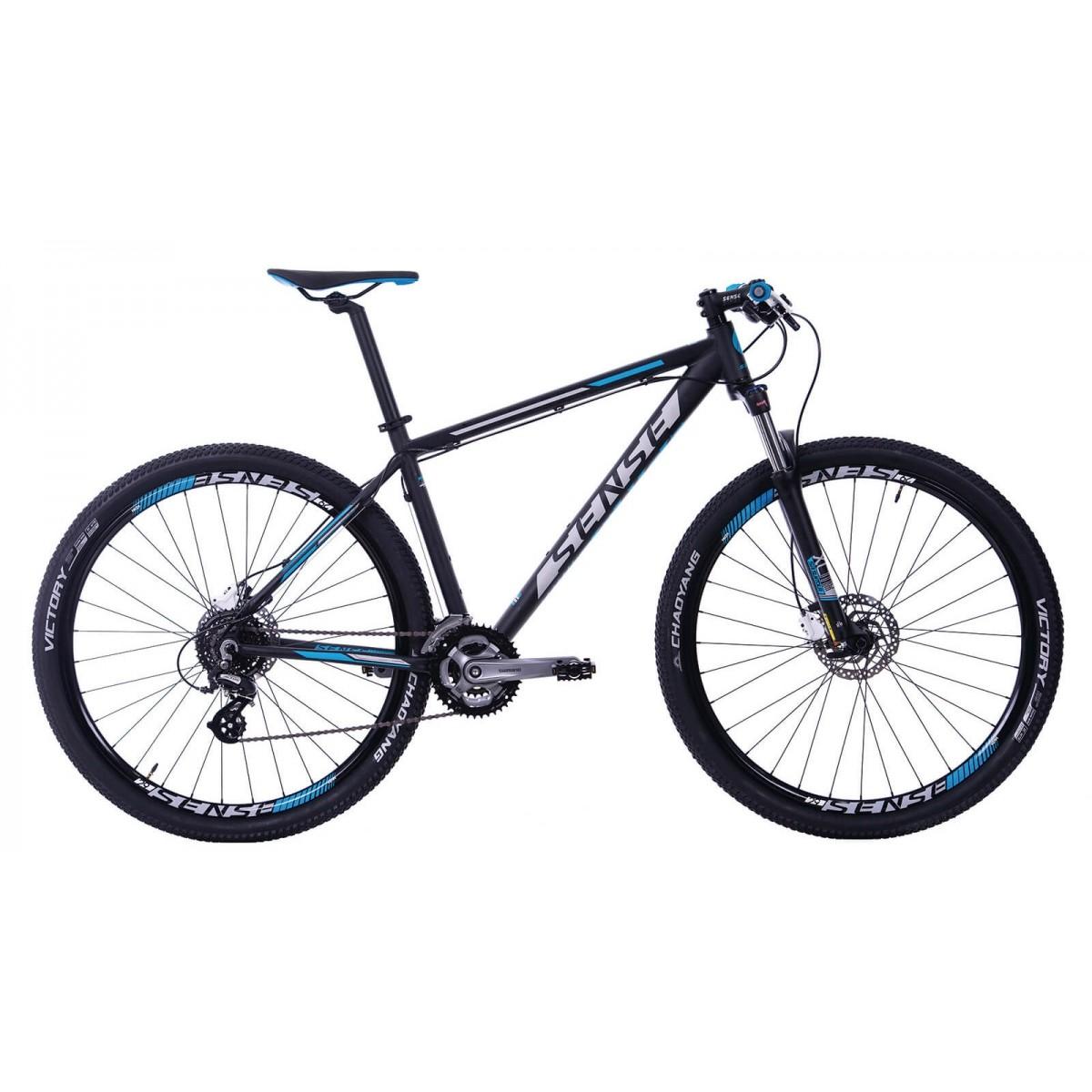 Bicicleta Mtb Sense Rock Shimano Altus Aro 29 24v