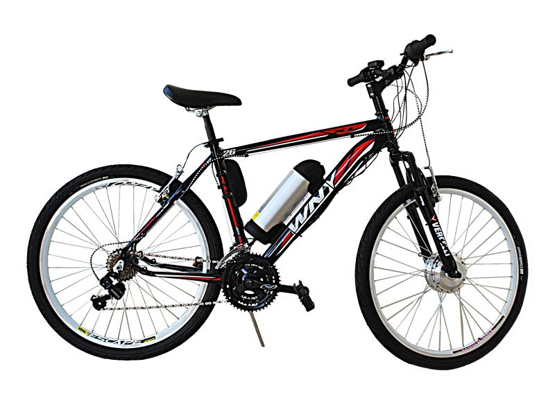 Bike Elétrica Aro 26 AL. BAT. de LITIO TecUltra - 500w