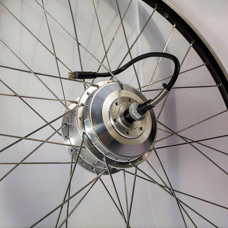 Bike Elétrica Aro 26 AL. BAT. de LITIO TecUltra - 500w