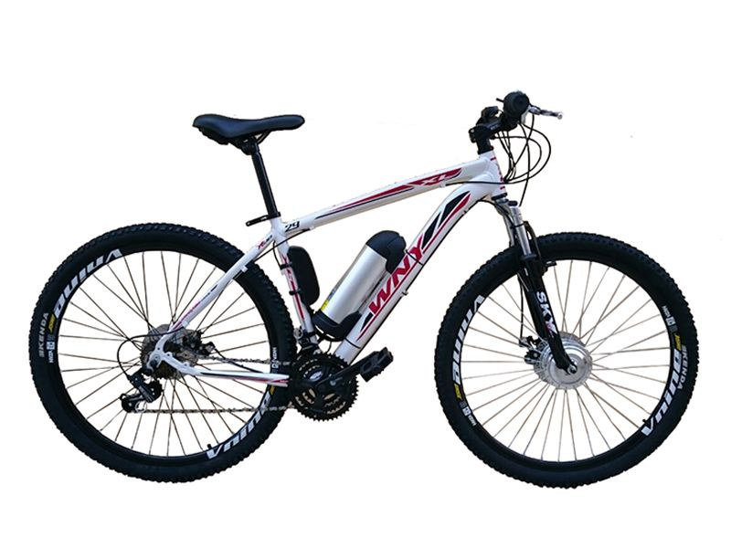 Bike Elétrica Aro 29 AL. BAT. de LITIO Tec-Ultra - 500w
