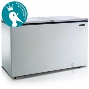 Freezer Horizontal 2 Portas Cegas Esmaltec 439L - EFH 500