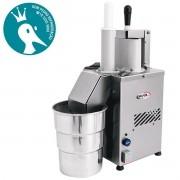 Processador de Alimentos Industrial Aço Inox 1/2 CV - PRAB-200 Becker