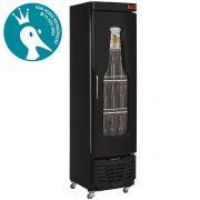 Refrigerador para Bebidas Gelopar Cervejeira GRBA-230PR 228L Preto