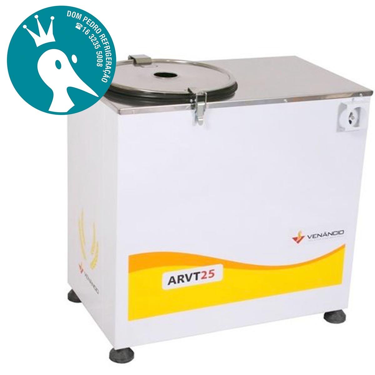 Amassadeira Rápida Venâncio 25 kg ARSVT25NR Trifásica