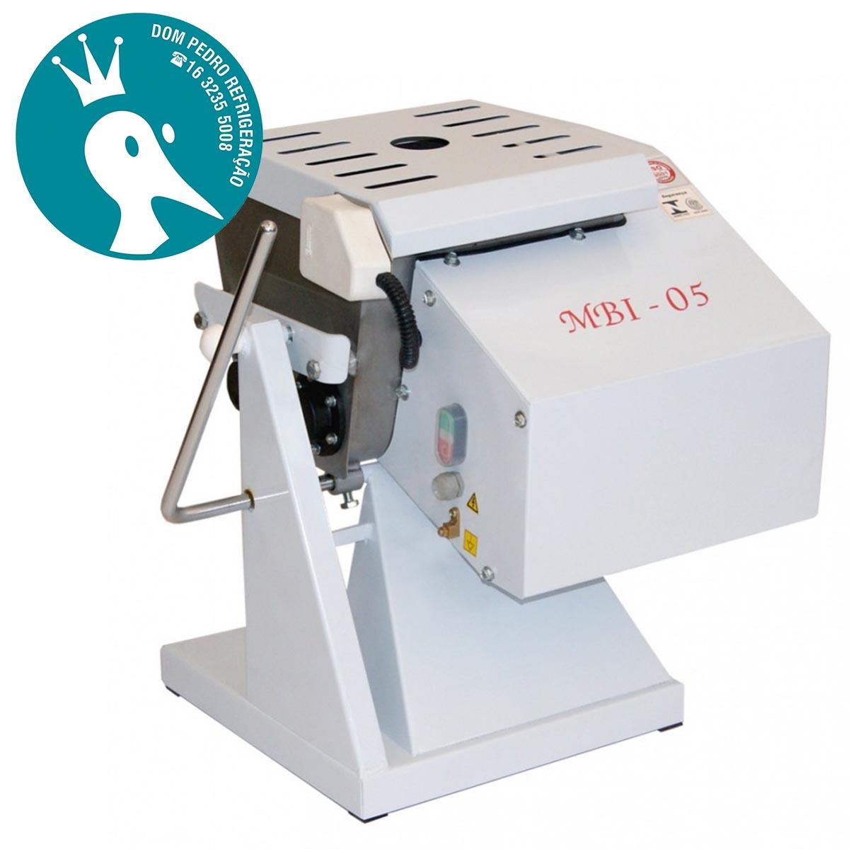 Amassadeira Semi-Rápida Basculante MBI-05 - Gastromaq - Bivolt