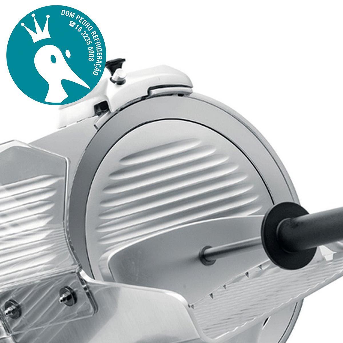 Cortador Fatiador de Frios Semi Atomático Mirra 300 220V - Sirman