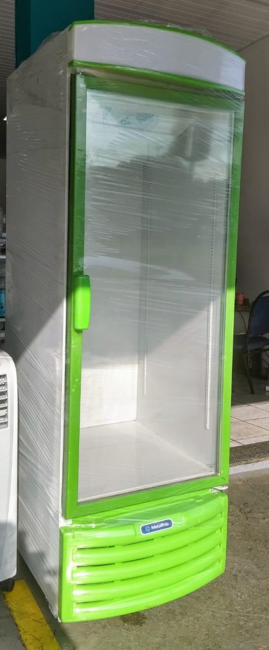 Visa Cooler Porta de Vidro 500L 220V - Metalfrio (Usada)