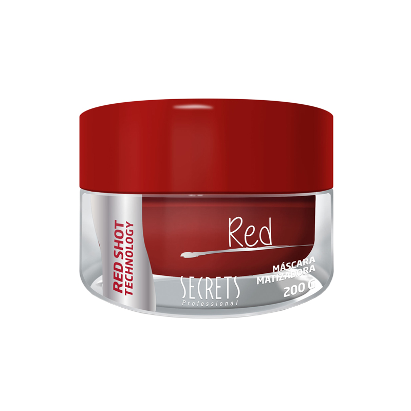 Máscara Matizadora Red 200g