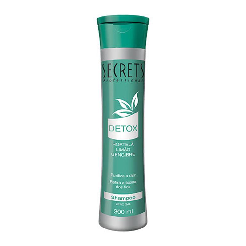 Shampoo Detox 300ml
