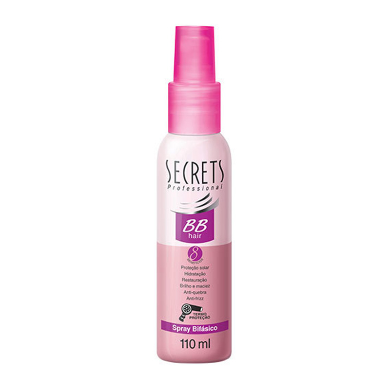 Spray Finalizador BB Hair 110ml