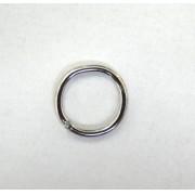 ELO PARA CHAVEIRO ARAME 1,0 MM 6mm  (1000 pçs)