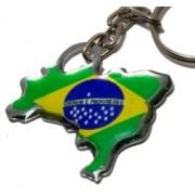 CHAVEIRO C22 MAPA BRASIL (100 PEÇAS)
