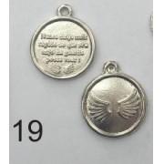 MEDALHA Nº19 (100 GR)