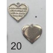 MEDALHA Nº20 (100 GR)