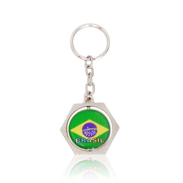 CHAVEIRO GIRATÓRIO MS41 BRASIL (120 UNIDADES)