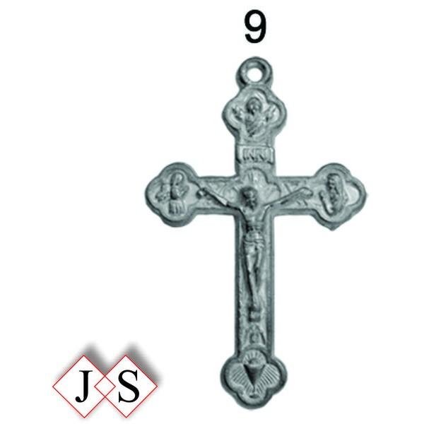 Cruz Para Terço N°9 (100 Gr)