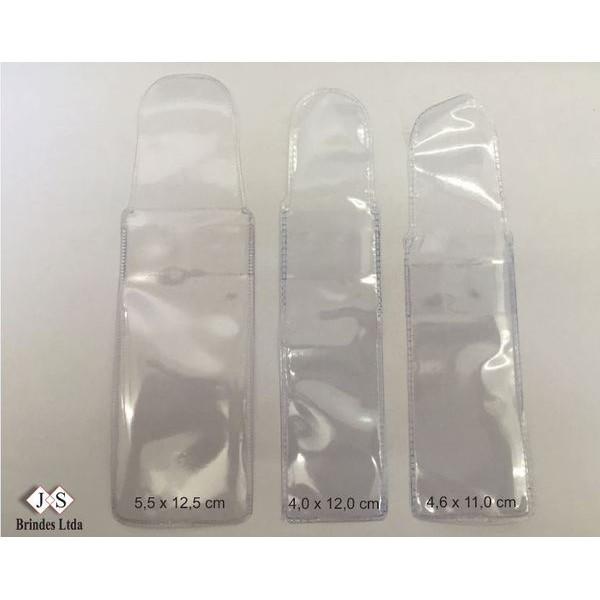 EMBALAGEM PVC (100 UNIDADES)