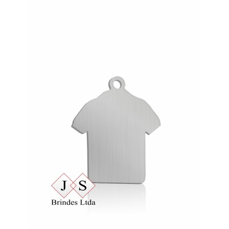 Chapinha C62 camisa grande para corrente(100 pcs)