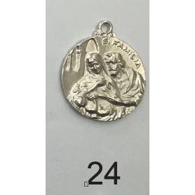 MEDALHA Nº24 (100 GR)