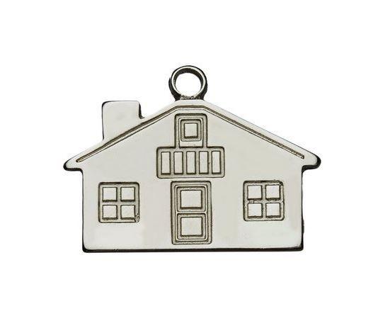 Chaveiro Casa  - (100 Unidades)
