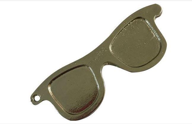 Chaveiro Óculos  - (100 Unidades)