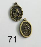 PINGENTE Nº71 (100 GR)