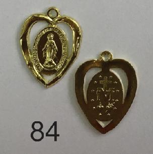 Pingente nº84 (100 gr)