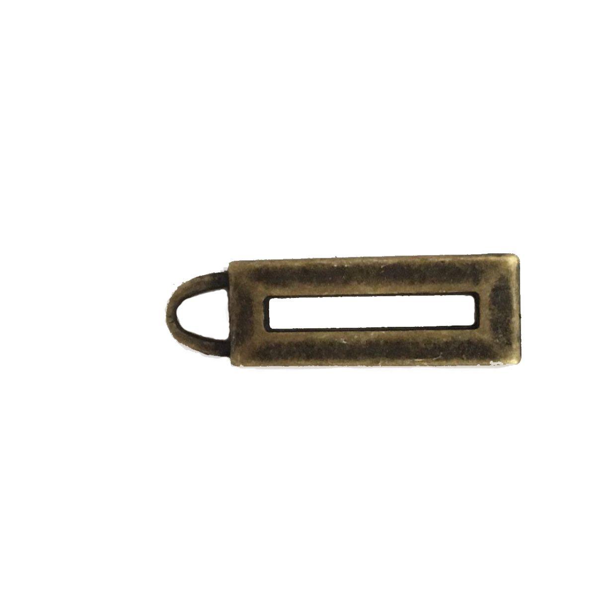 Puxador de zíper PX15 (100 pçs)