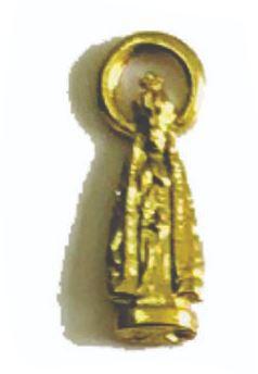 Santinho de Bolso - Nossa Senhora Aparecida  - (100 unidades)