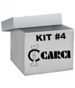 KIT #4 - Volta às aulas com a CARCI