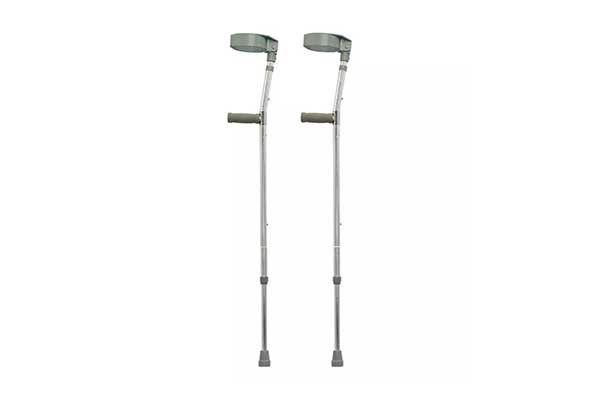 Bengala de alumínio com apoio de ante-braço (PAR) - 933L