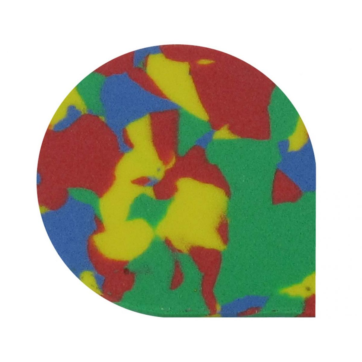 Cobertura p/Palmilha em EVA - Lunasoft Color Quatro - 1,5mm
