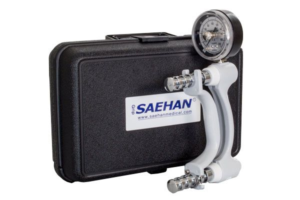 Dinamômetro hidráulico de mão Saehan - SH5001