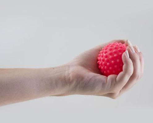 Exercitador de mão com cravo pequeno - BL.03.CR/P