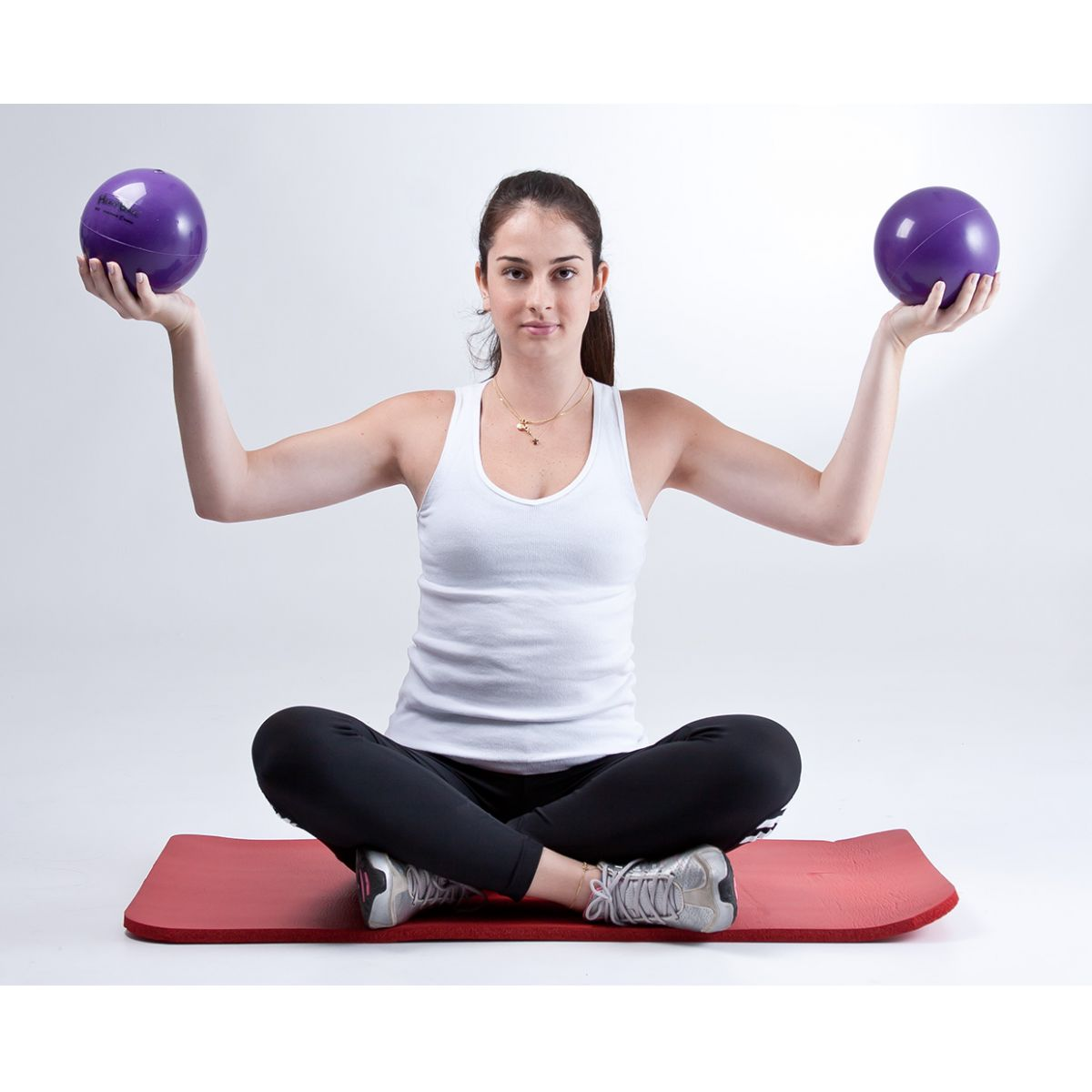 Bola para exercícios 1 kg Heavy Ball - BP.01