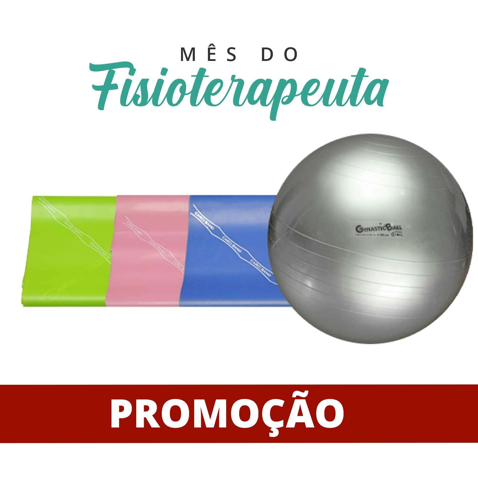 KIT 1 - PROMOÇÃO Mês do Fisio