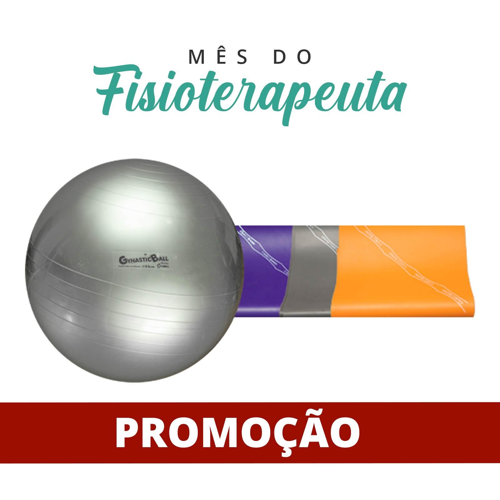 KIT 2  - PROMOÇÃO Mês do Fisio