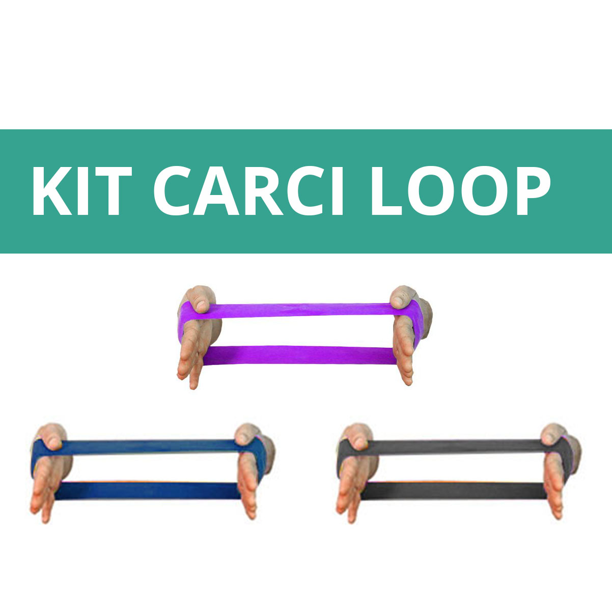 KIT Carci Loop Média