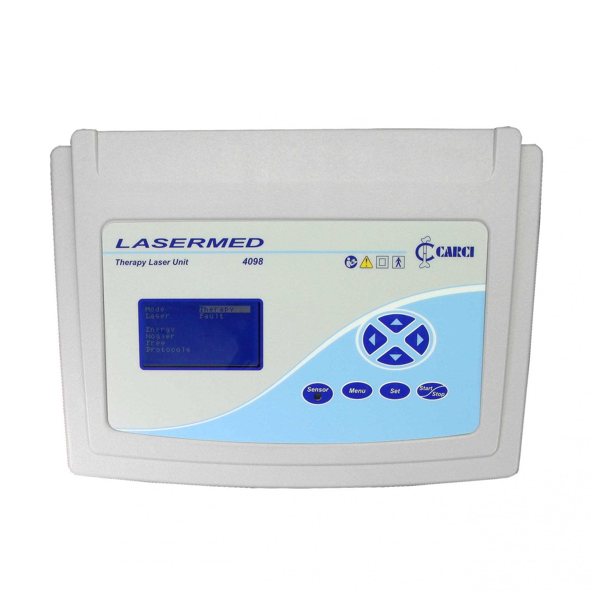 Laser para fisioterapia - LASERMED - 4098LS