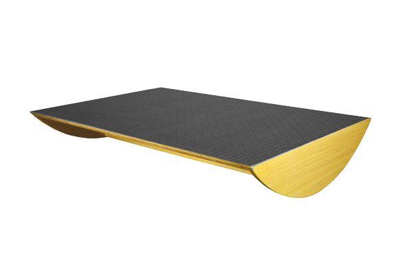 Prancha de equilíbrio retangular 90 x 60 cm - 1092