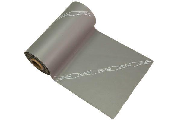 Carci Band - Rolo 5,5 m de faixa elástica - nº6 (prata super / forte) - RB.01.PR.55