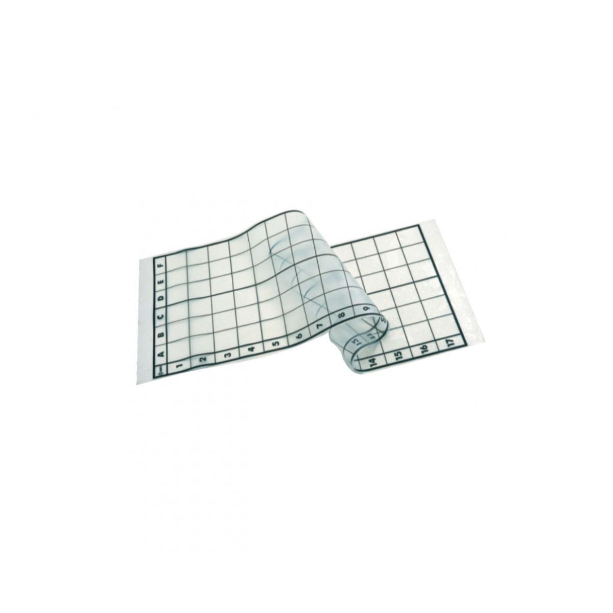 Simetrógrafo postural portátil de parede - 6505