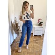Calça Mom Jeans Taylor