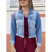 Jaqueta Jeans Clara