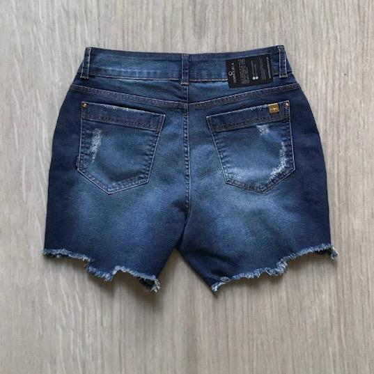 Bermuda Jeans Boyfriend